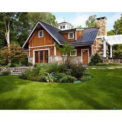 居美康防腐木(图)、大同防腐木木屋安装、防腐木木屋安装图片