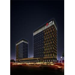 照明亮化工程设计-忻州照明亮化工程-太原宏原户外照明公司图片