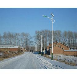 山西古镇太阳能路灯-太阳能路灯-太原宏原户外照明图片