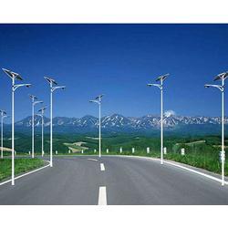 太阳能道路灯安装步骤,太原宏原户外照明,临汾太阳能道路灯图片