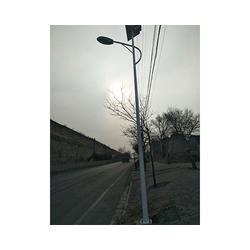 山西一体太阳能路灯-太阳能路灯-太原宏原户外照明公司图片