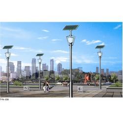 led太阳能路灯原理-运城太阳能路灯-太原宏原户外照明图片