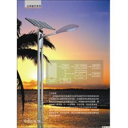 6米高太阳能路灯-太阳能路灯-宏原户外照明 庭院灯(查看)图片