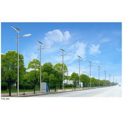 led太阳能路灯原理-晋城太阳能路灯-宏原户外照明经销部图片