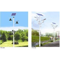 6米高太阳能路灯-忻州太阳能路灯-太原市宏原户外照明图片