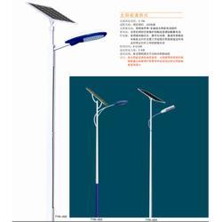 太阳能路灯-太原宏原户外照明公司-山西古镇太阳能路灯图片