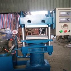 异形胶热压硫化机厂家-热压硫化机厂家-瑞联机械(查看)图片