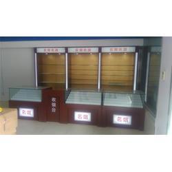 南京优特展示有限公司 烟酒展柜定做-常州烟酒展柜图片