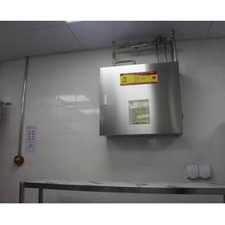 合肥厨房灭火、合肥智科厂家、厨房自动灭火装置图片