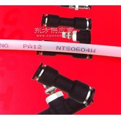 NTS0503羽布白色尼龙管53气管NUMAX进口耐油高压气管替CKD图片
