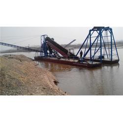 选铁挖沙船、挖沙船、青州百斯特机械图片