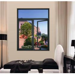 茂成建筑装饰 平开窗铝材厂商-舟山平开窗铝材图片