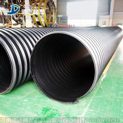 波纹管厂家详解钢带增强波纹管和双壁波纹管的区别图片