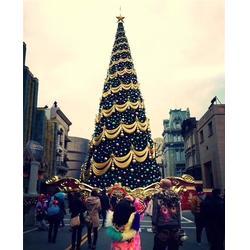 陕西圣诞树,东胜天地圣诞树定制厂家,圣诞树租赁图片