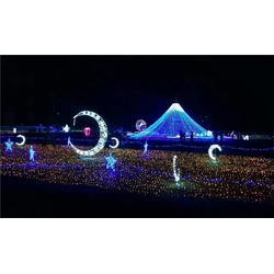 灯光节厂家,东胜天地(在线咨询),灯光节图片