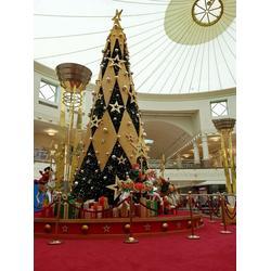 商场大型圣诞树 东胜 商场大型圣诞树生产厂家图片