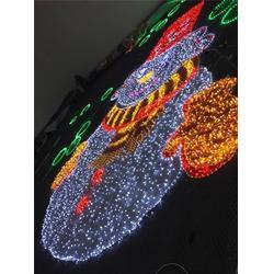 公园酒店节日亮化-LED绕树灯-节日亮化图片