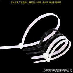 自锁式尼龙扎带国标非标8x650扎电线捆扎带量大从优图片