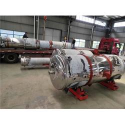 蓝清源环保科技-甘肃六效强制循环蒸发器制造厂家图片
