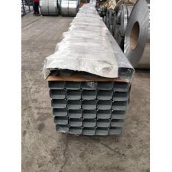 彩钢落水管生产厂家 翔展彩钢落水管图片