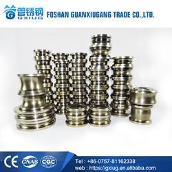 升威(管銹鋼)工業管焊管模具設備生產供應廠商圖片