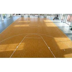 pvc运动地板哪家好,南京运动地板,篮博体育图片