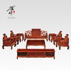 红木书房家具|家具|江苏虞林世家(查看)图片