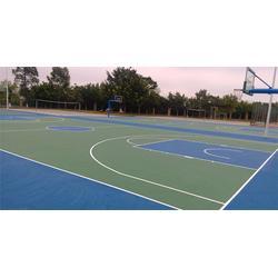 硅pu篮球场-硅pu篮球场施工-奥创之星图片