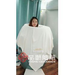 美容院新型项目 温蒸养生活瓷能量樽 巴马磁蒸缸生产厂家图片