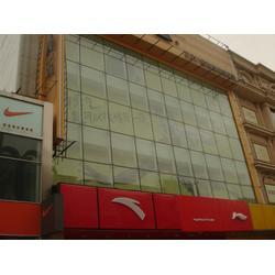 金顺盛装饰(图)|隐框玻璃幕墙|辽阳玻璃幕墙图片