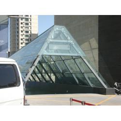 营口玻璃幕墙-门窗玻璃幕墙-金顺盛装饰图片