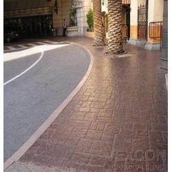 透水地坪透水路面-市政建设材料图片