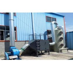 焊接废气治理,常熟废气治理,苏州光旭节能环保(查看)图片