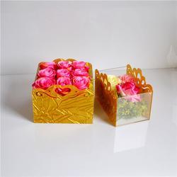 花盒、亚克力玫瑰花盒现货、鲲翔亚克力(推荐商家)图片