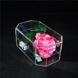 永生玫瑰礼盒-花盒-鲲翔亚克力工艺精湛