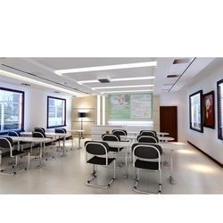 美至约专业办公装修(图)、260平办公室装修、天津办公室装修图片