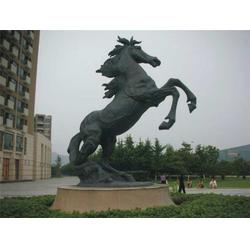 吉林铜雕马 铜雕马铸造厂 恒天铜雕(优质商家)图片