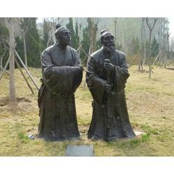 锻铜人物雕塑|山东人物雕塑|恒天铜雕(查看)图片