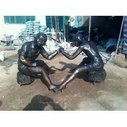 铜雕人物雕塑园林雕塑、江苏人物雕塑、恒天铜雕(查看)图片