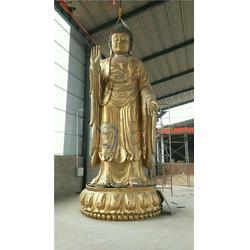 2米三世如来、恒天铜雕、广东三世如来图片