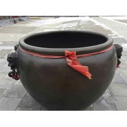 铸铜大缸|黑龙江铜大缸|恒天铜雕图片