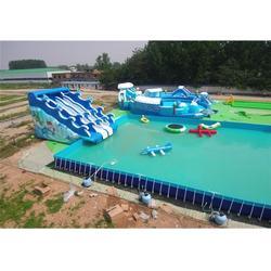 山东儿童移动水上乐园设备-海纳游乐图片