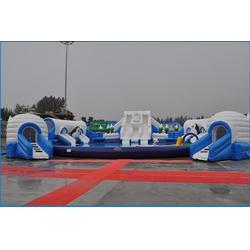 充气水上乐园滑梯投资-海纳游乐设施-北京充气水上乐园滑梯