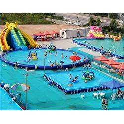 海纳游乐-安徽儿童移动水上乐园设备