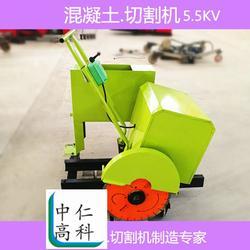 预制厂专用混凝土切割机、设计合理、移动方便、皮实耐用、合理。图片