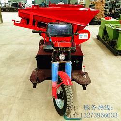 中仁高科电动三轮运料车、电瓶三轮车。图片