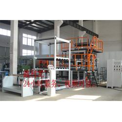 PVC灯箱布复合机厂家图片