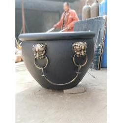 铜大缸定制、内蒙古铜大缸、恒天铜雕(多图)图片