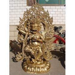 顺风耳铜像厂家|恒天铜雕厂(在线咨询)图片