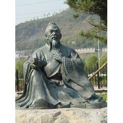 人物雕塑,恒天銅雕,歷史人物雕塑圖片